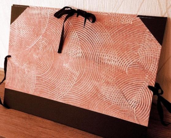 Si je cr ais pour vous un objet unique les liens de la m moire atelier de reliure caen - Carton a dessin a3 ...